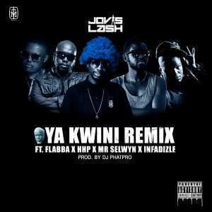 Jovislash - Aya Kwini Remix (Resurrects Flabba) to drop on the 9th of March