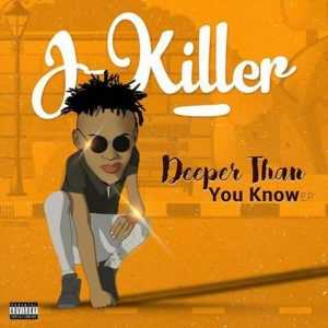 """What Time is it? It's J-Killer's O'clock! Get Ready for The Sizzling """"Deeper than You Know"""" EP to Drop in October"""