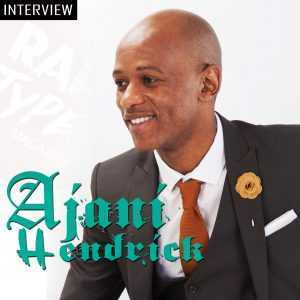 New Face to Take Over South African Pop and Rn'B: Ajani Hendrick
