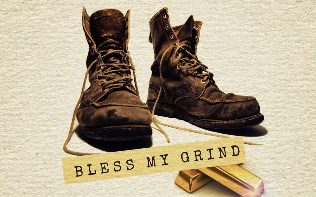 "The Rapper Hanoch drops a Prayer Song ""Bless My Grind"""