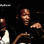 All The Way From Tembisa: Kasi Rapper NYN9 Throwing Bars in the Dark #RideOnMyBeat