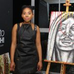 Visual Artist Kganya Mogashoa Empowers Women through her Artworks and Shares the Struggles vs Benefits of being an Artist