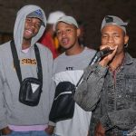 The Young Guns By Soul (YGBS) Gang Raise the Flag high Pushing the Hip hop Culture in their Hood