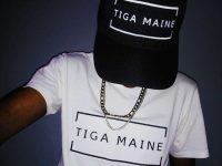 The Rapper Tiga Maine Launches a Clothing Line