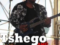 "Kwesta's Guitarist ""Tshego AMG"" shares why He's called The All Mighty Guitarist + Wise Words for The Upcoming Guitarists"